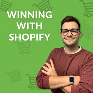 winning with shopify podcast logo